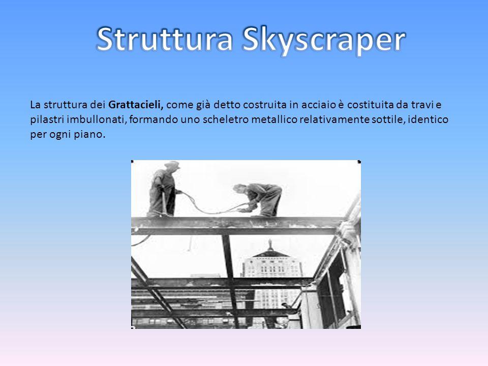 Struttura Skyscraper