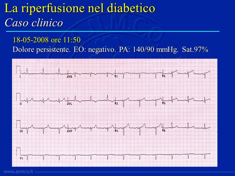 La riperfusione nel diabetico