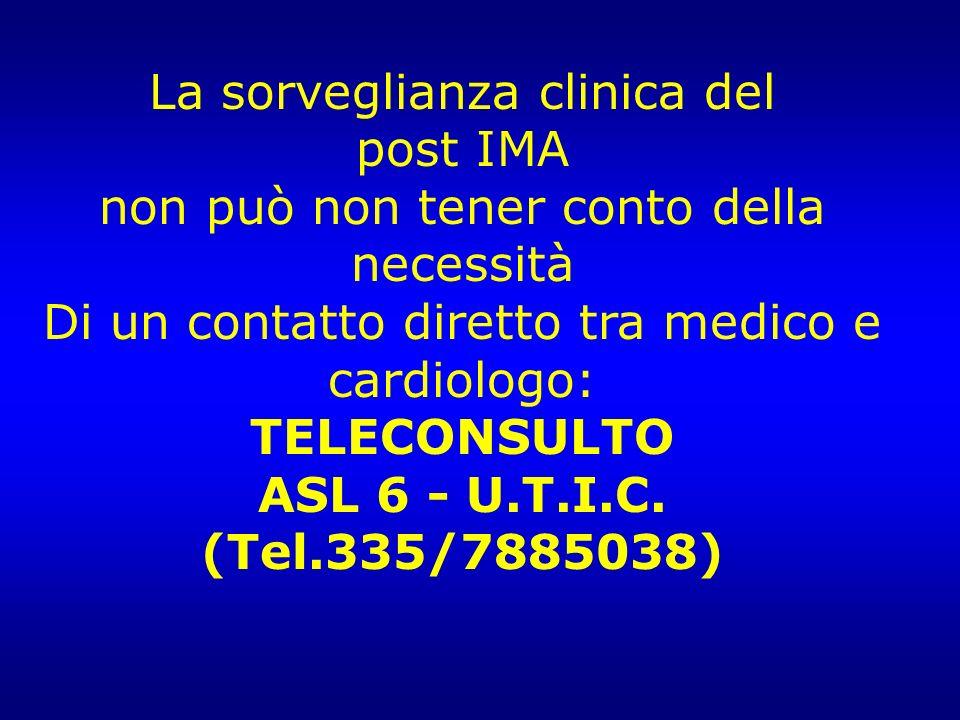 TELECONSULTO ASL 6 - U.T.I.C. (Tel.335/7885038)