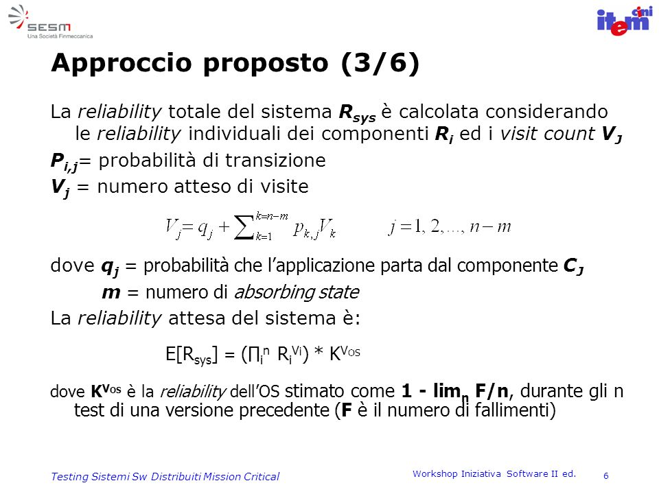 Approccio proposto (3/6)