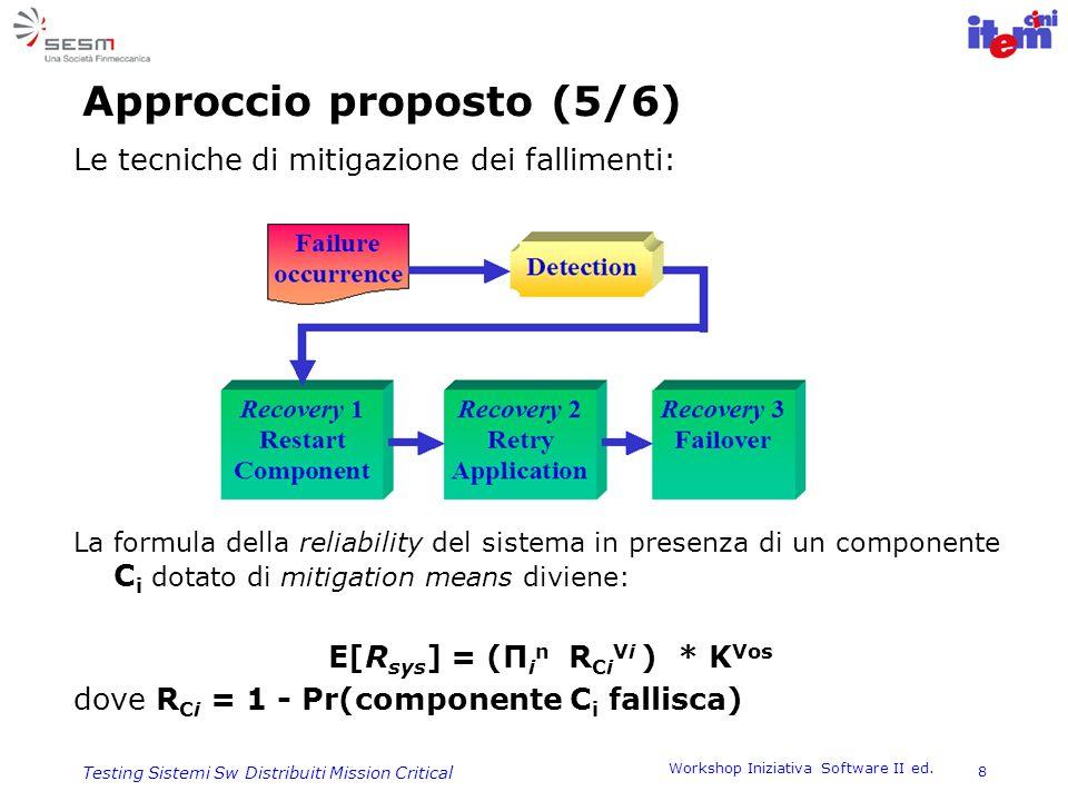 Approccio proposto (5/6)