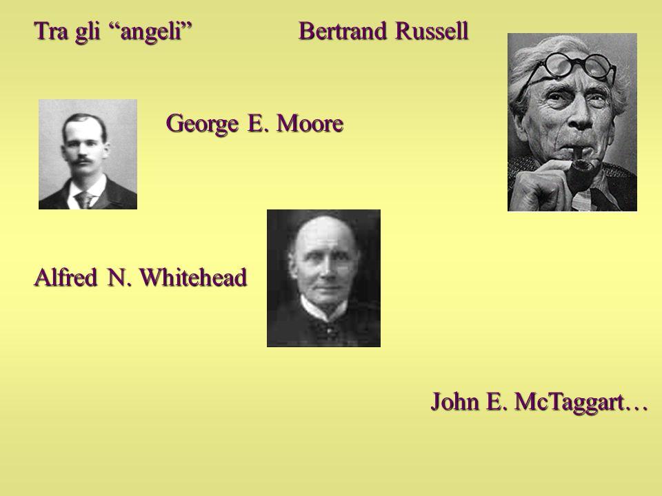 Tra gli angeli Bertrand Russell
