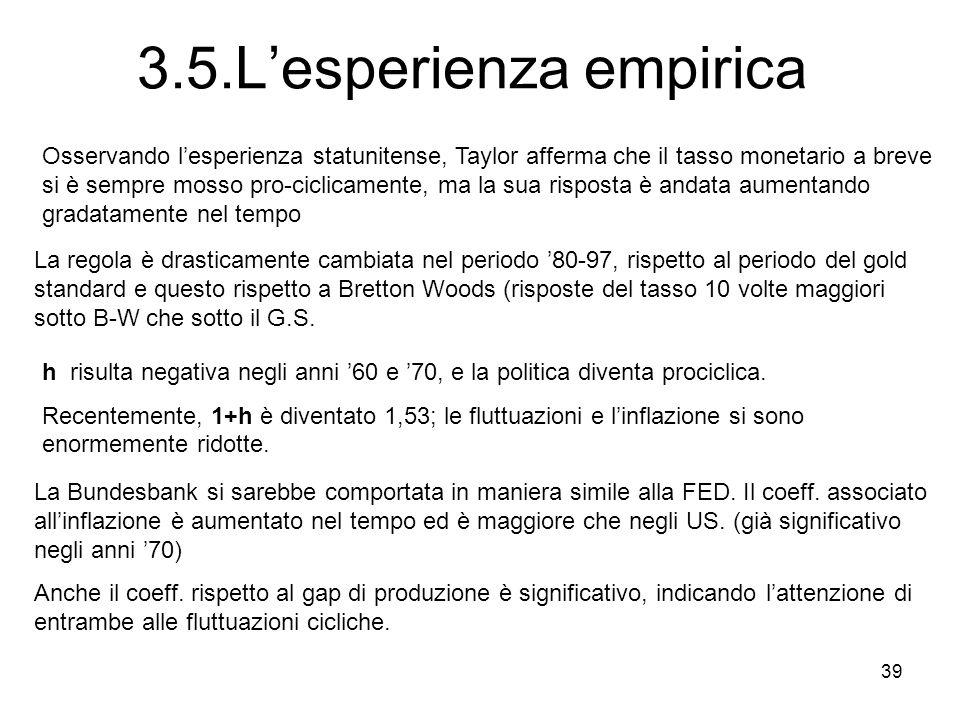 3.5.L'esperienza empirica