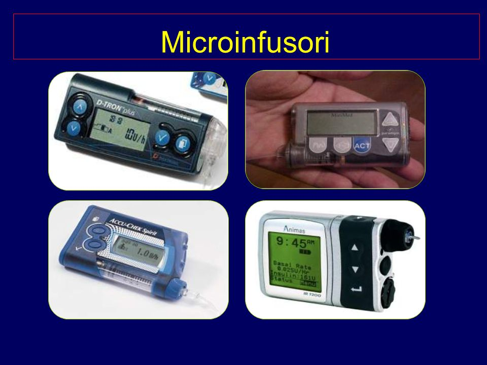 Microinfusori