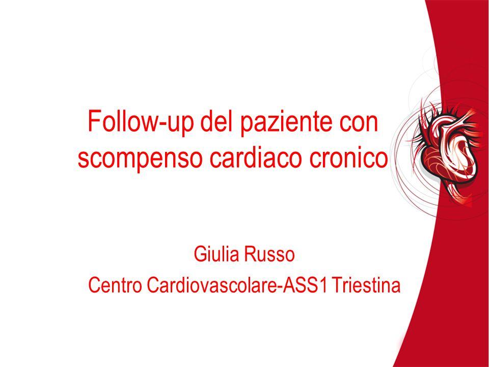 Follow-up del paziente con scompenso cardiaco cronico