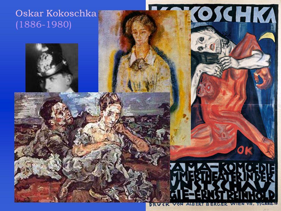 Oskar Kokoschka (1886-1980) (Alma)