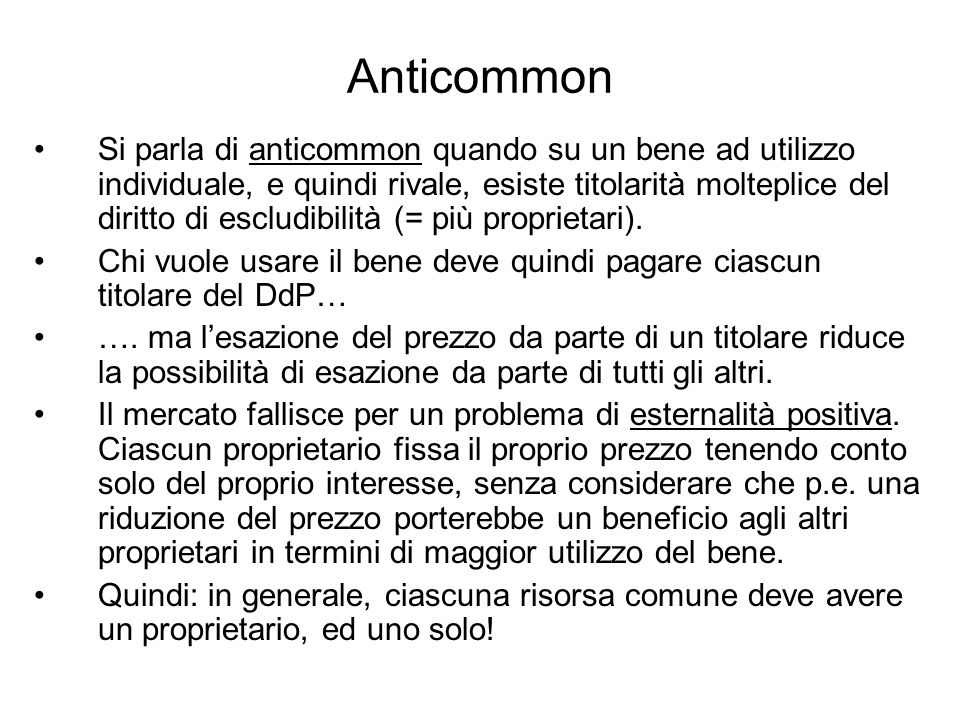 Anticommon