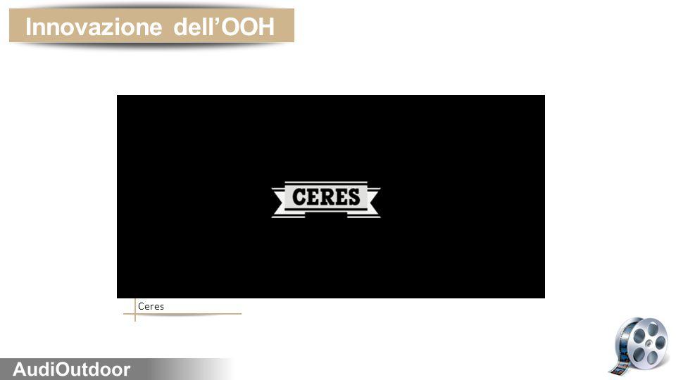 Innovazione dell'OOH Ceres
