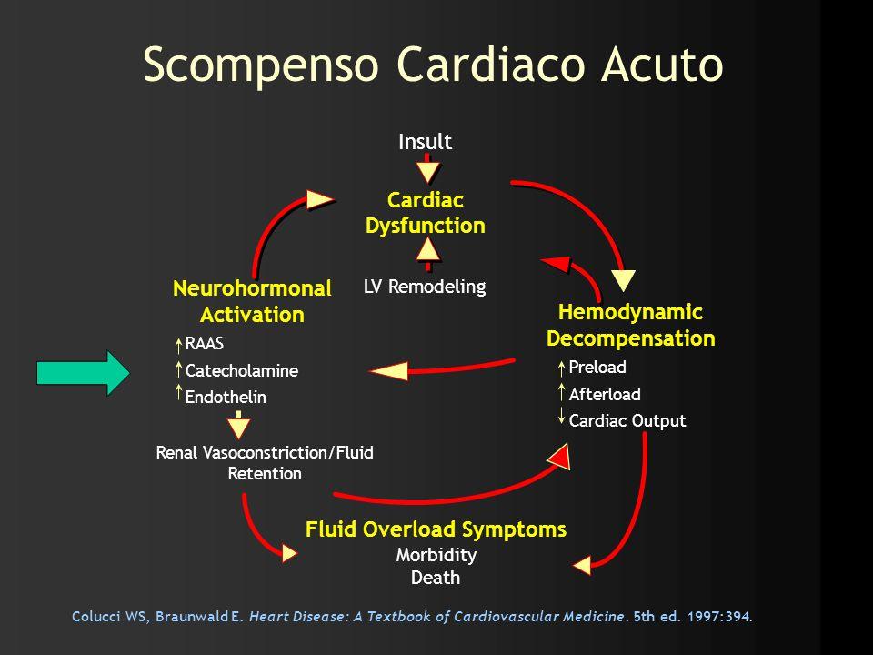 Scompenso Cardiaco Acuto