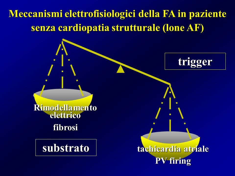 Rimodellamento elettrico