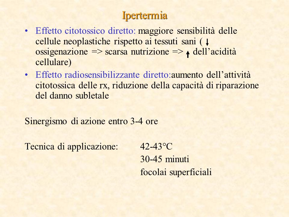 Ipertermia