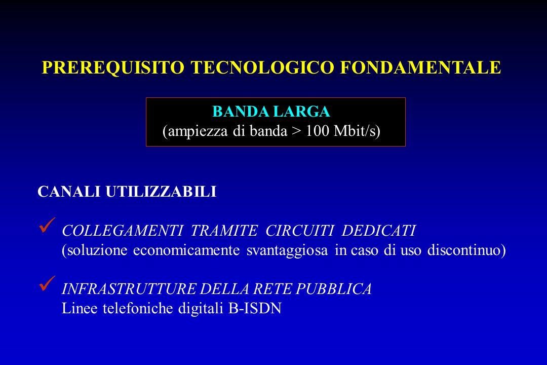 PREREQUISITO TECNOLOGICO FONDAMENTALE