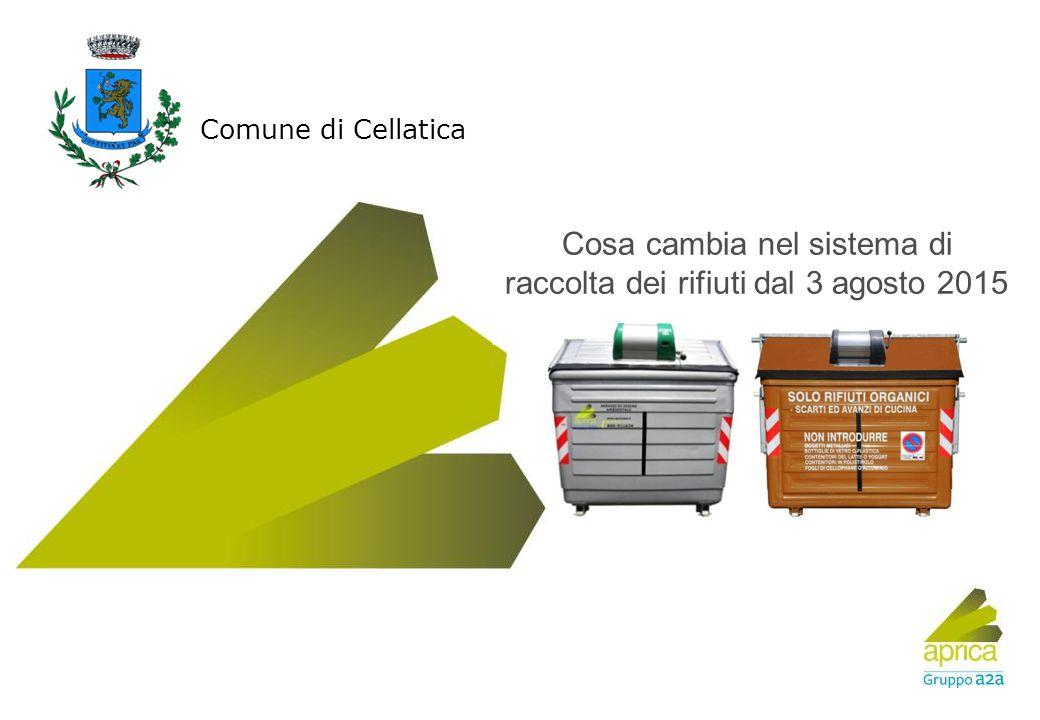 Cosa cambia nel sistema di raccolta dei rifiuti dal 3 agosto 2015