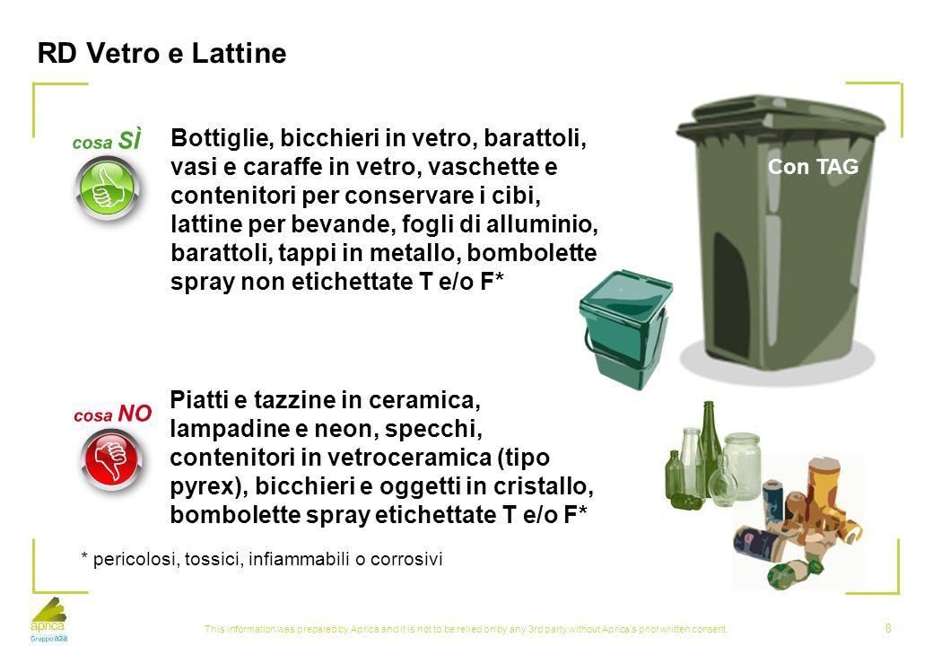 RD Vetro e Lattine