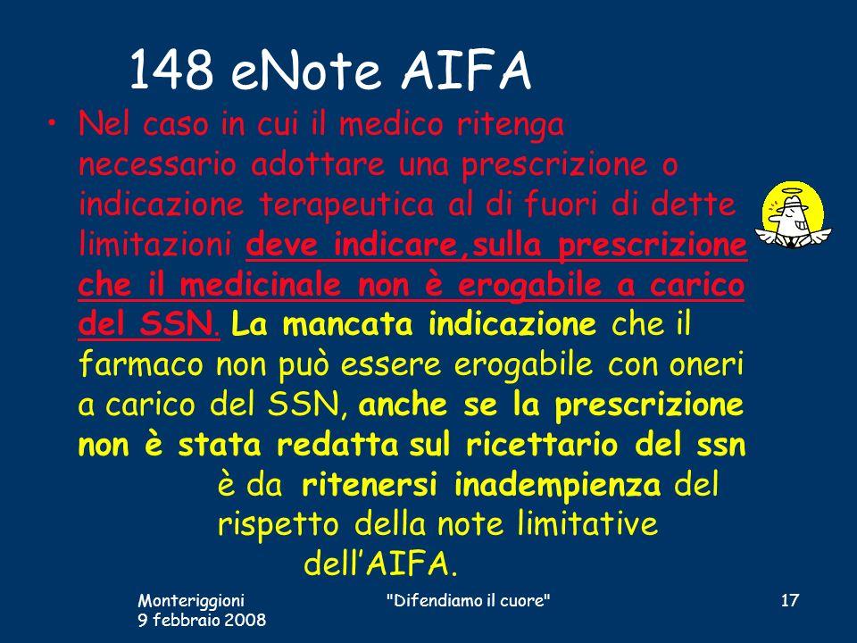 148 eNote AIFA