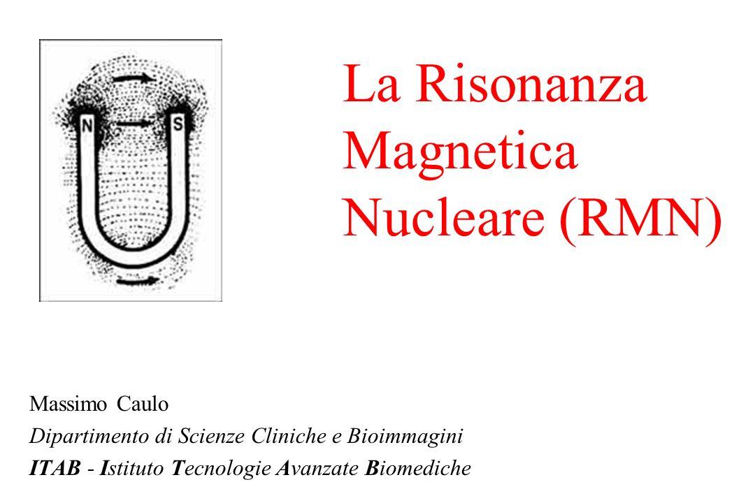 La Risonanza Magnetica Nucleare (RMN)
