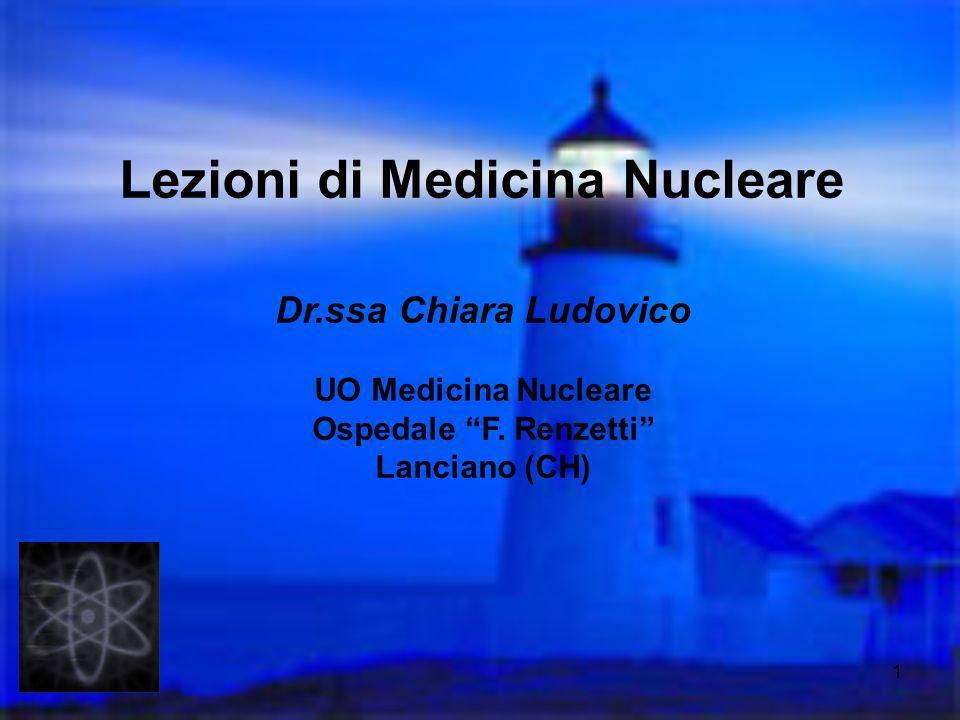Lezioni di Medicina Nucleare