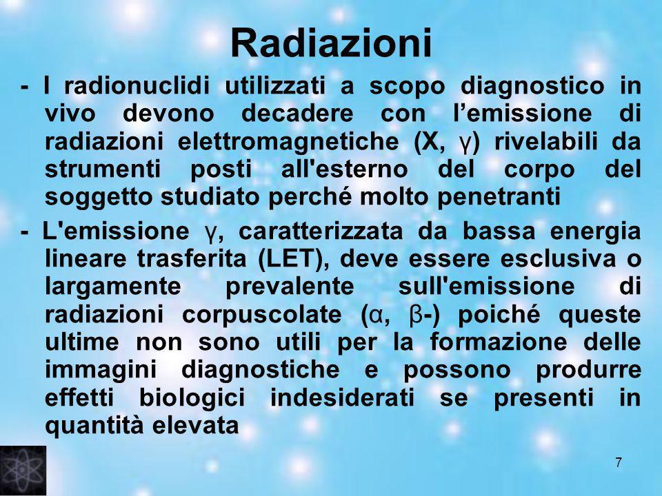 Radiazioni