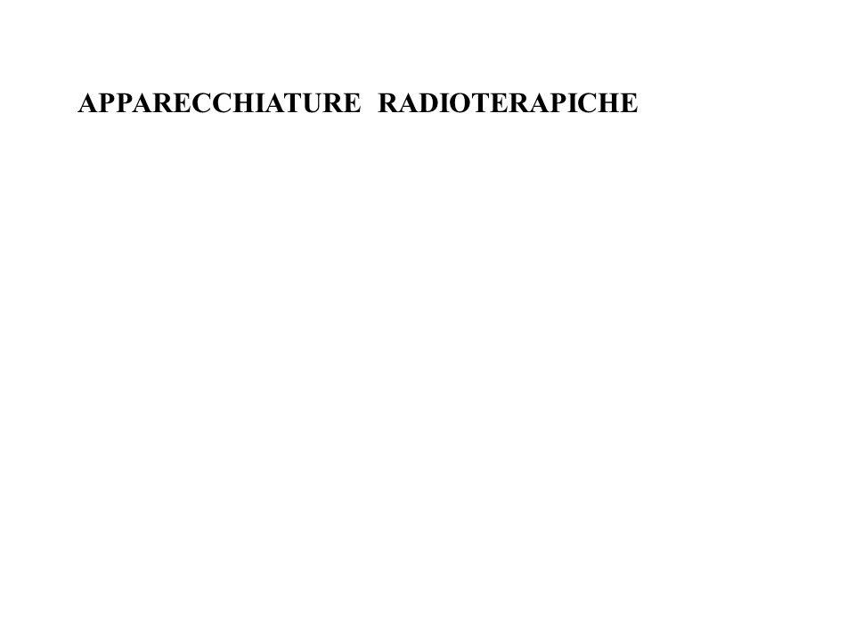 APPARECCHIATURE RADIOTERAPICHE