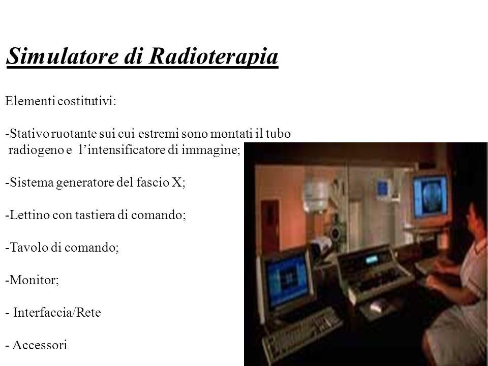 Simulatore di Radioterapia