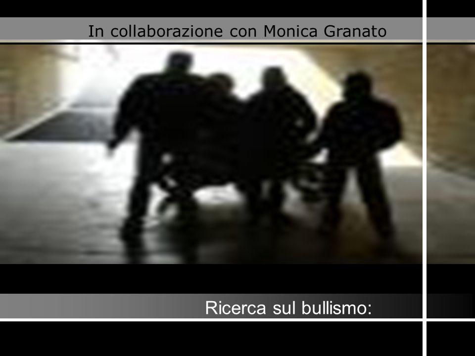 In collaborazione con Monica Granato