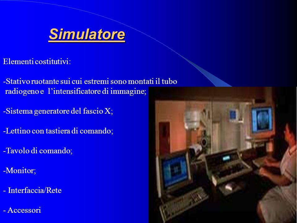 Simulatore Elementi costitutivi: