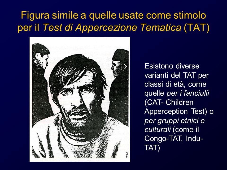Figura simile a quelle usate come stimolo per il Test di Appercezione Tematica (TAT)