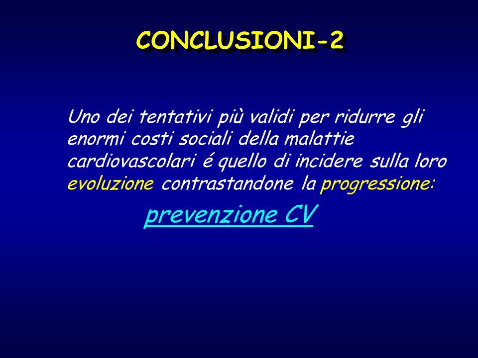 CONCLUSIONI-2 prevenzione CV