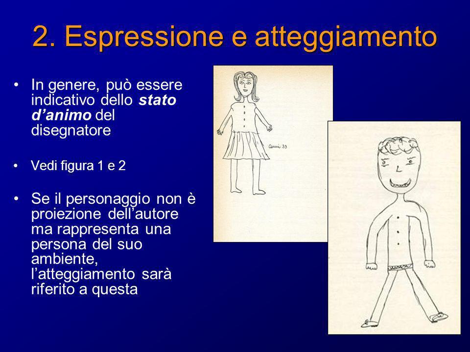 2. Espressione e atteggiamento