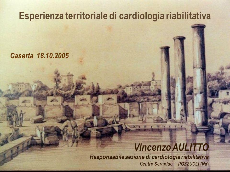 Esperienza territoriale di cardiologia riabilitativa