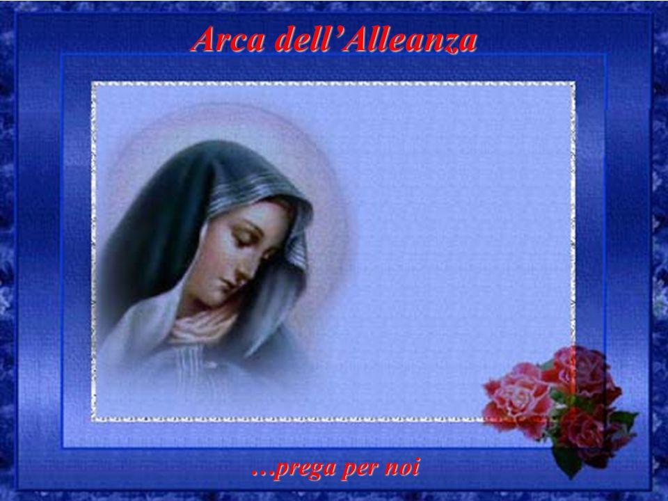 Arca dell'Alleanza …prega per noi