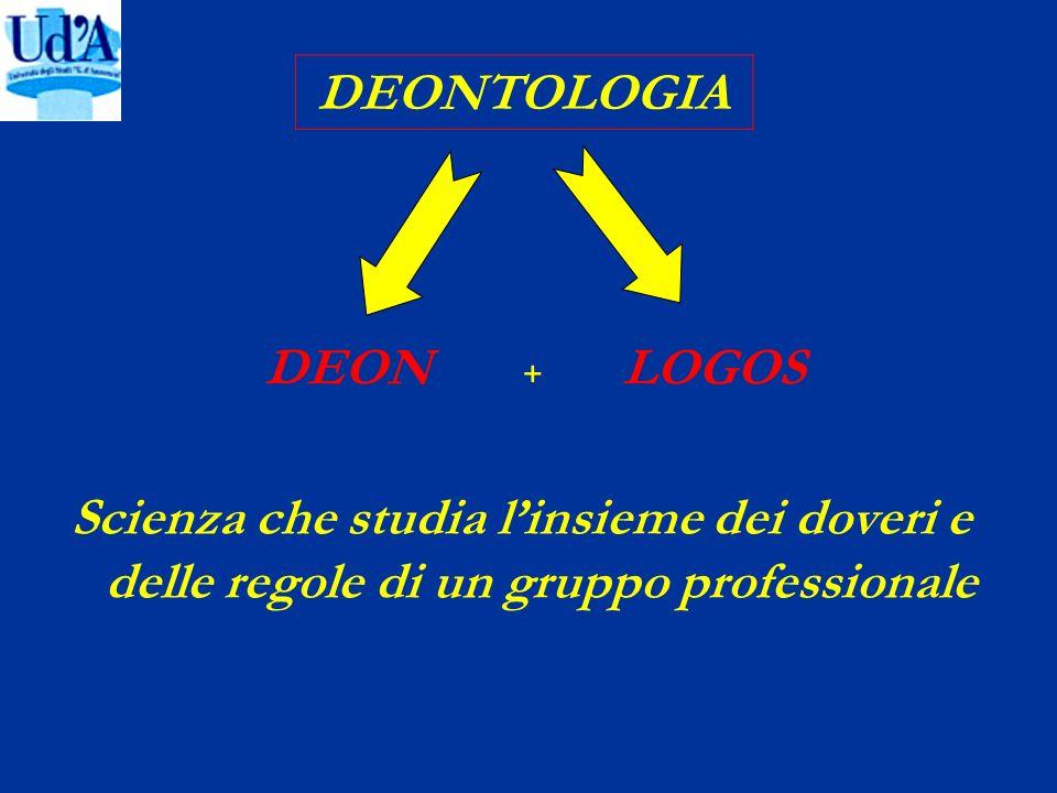 DEONTOLOGIA DEON LOGOS