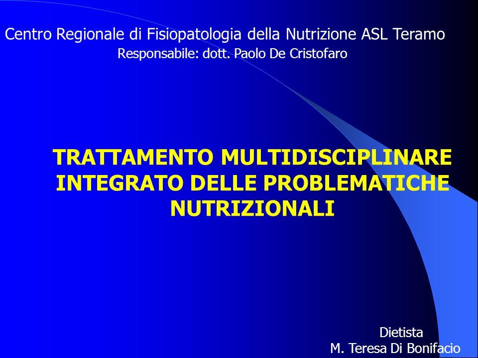 Responsabile: dott. Paolo De Cristofaro