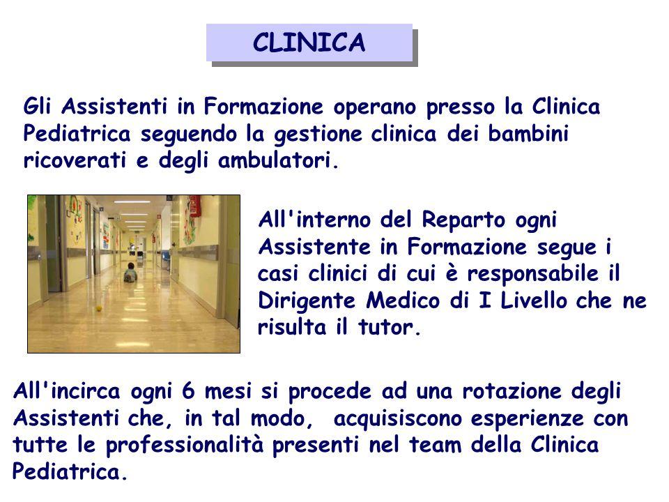 CLINICA Attività clinica