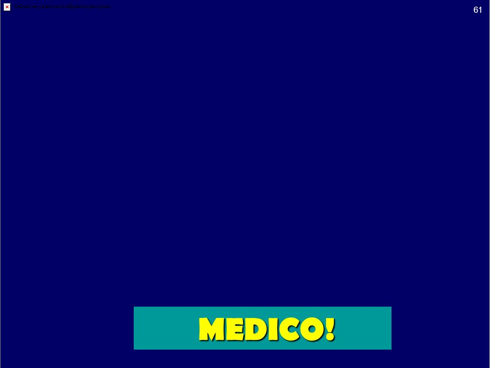 MEDICO!