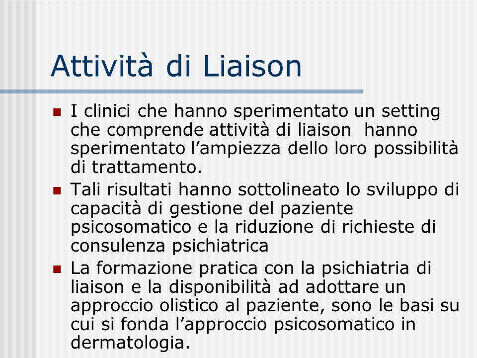 Attività di Liaison