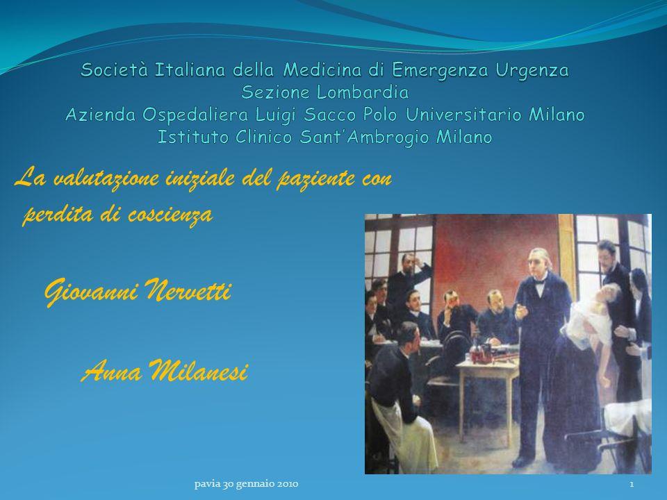 Giovanni Nervetti Anna Milanesi