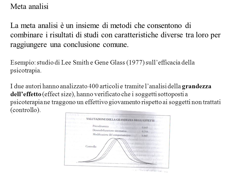 Meta analisi