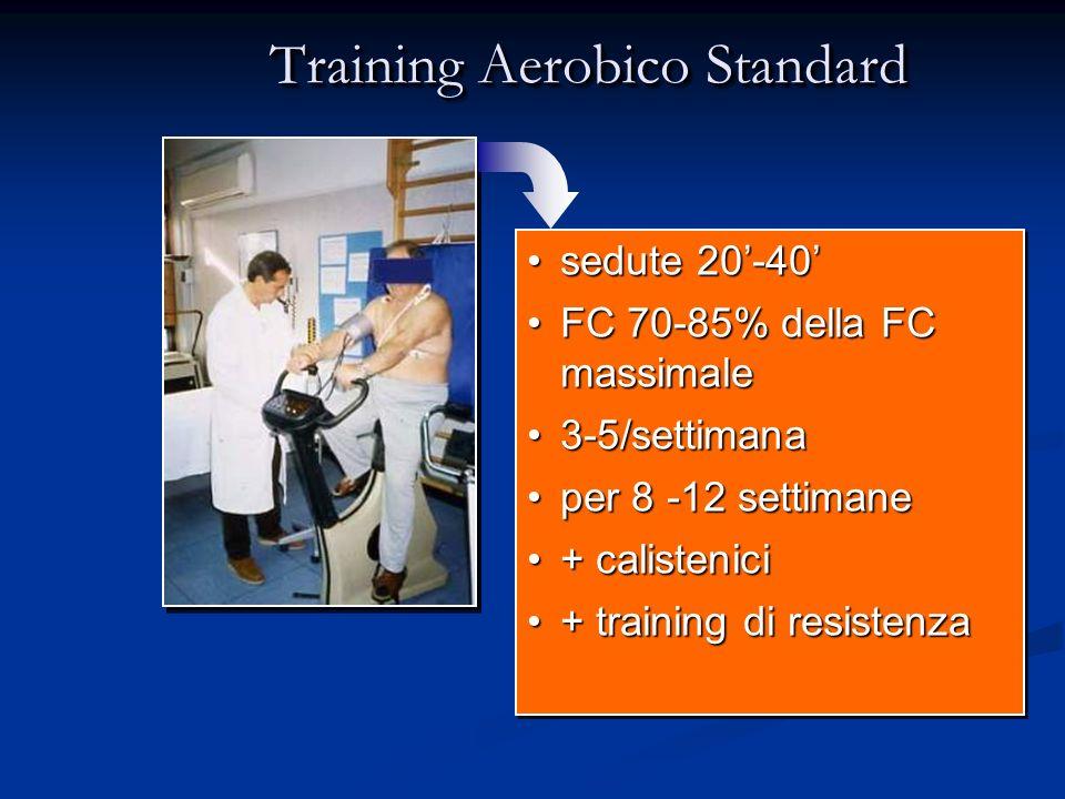 Training Aerobico Standard