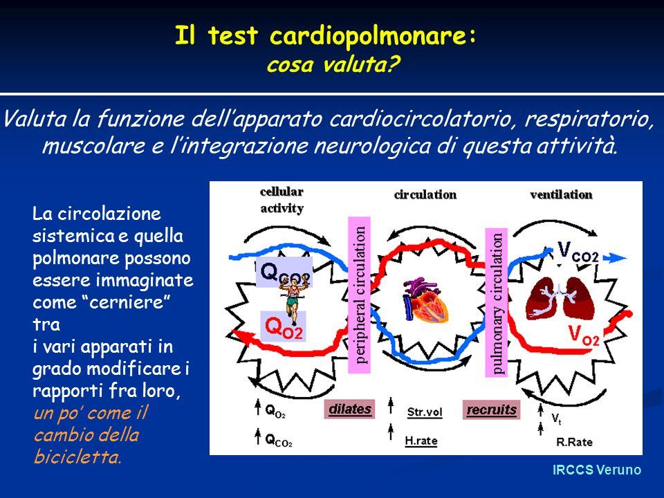 Il test cardiopolmonare: