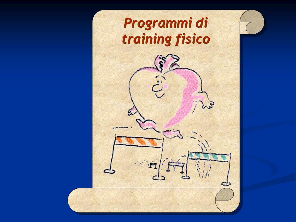 Programmi di training fisico