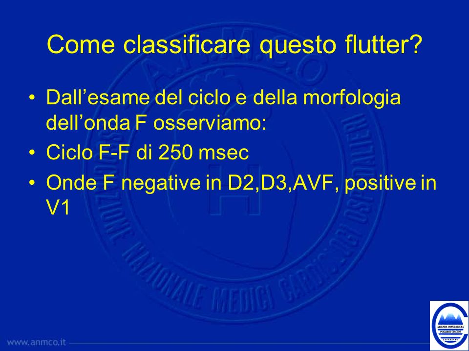 Come classificare questo flutter