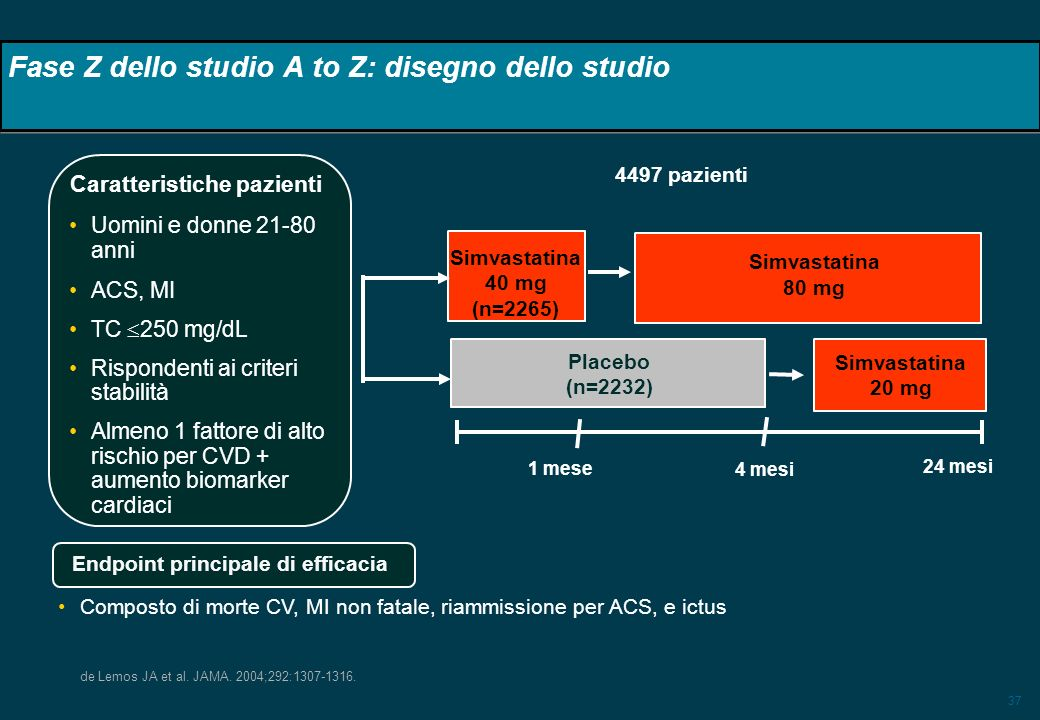 Fase Z dello studio A to Z: disegno dello studio