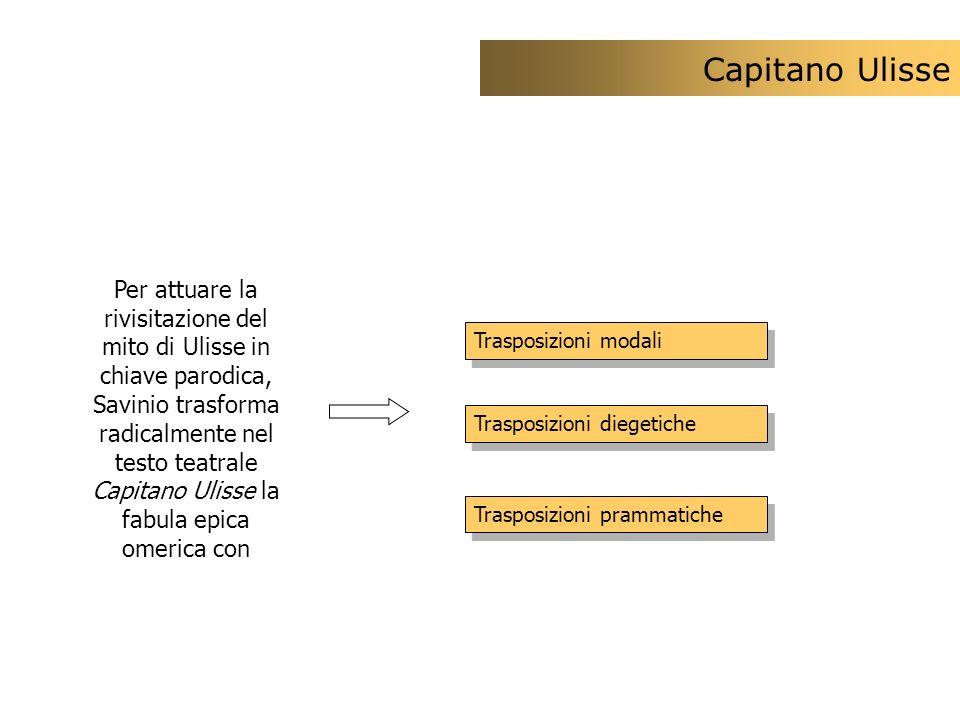 Capitano Ulisse