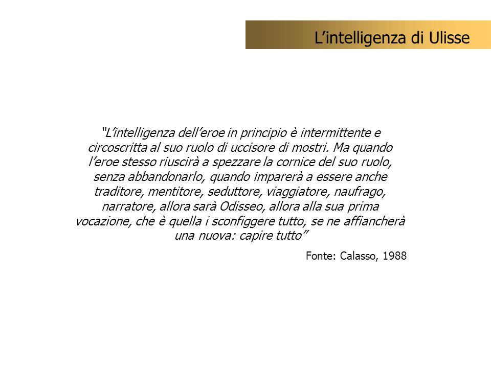 L'intelligenza di Ulisse