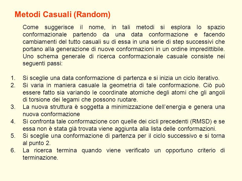 Metodi Casuali (Random)