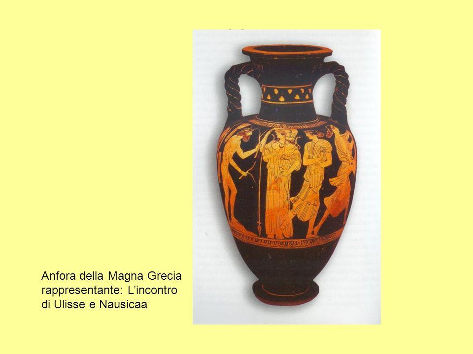 Anfora della Magna Grecia