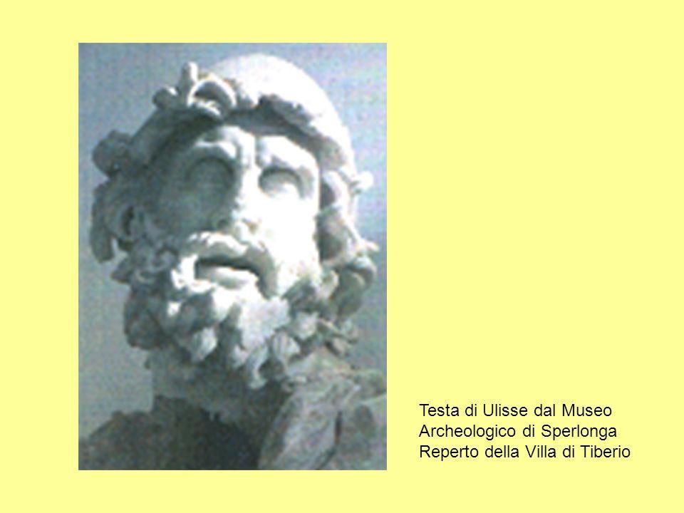 Testa di Ulisse dal Museo