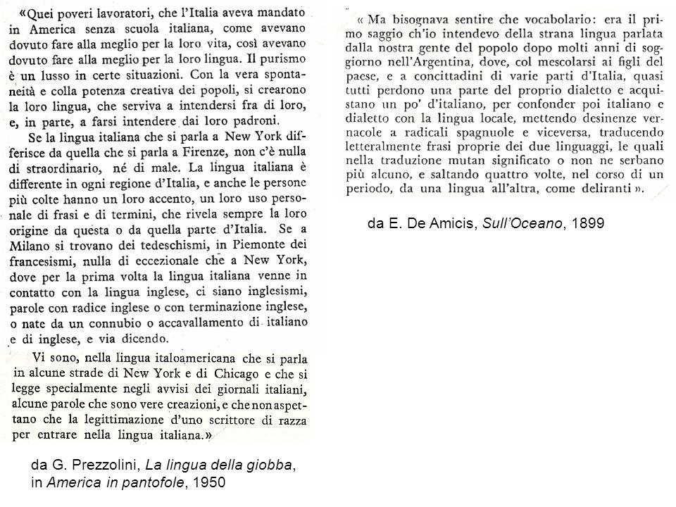 da E. De Amicis, Sull'Oceano, 1899