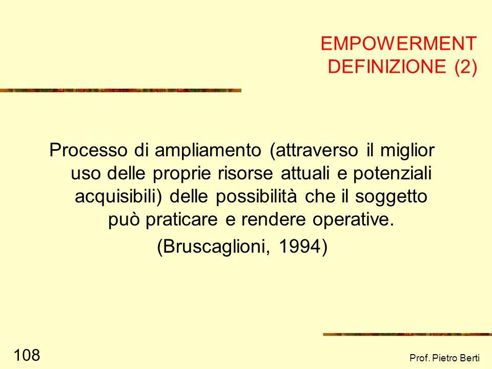 EMPOWERMENT DEFINIZIONE (2)